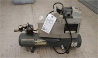 Toolmaster 1hp 3 gallon air compressor