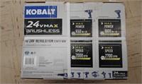 Kobalt drill set