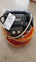Porter Cable 6 gallon air compressor