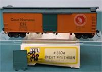 Great Northern 2508 Box Car Trains Miniature HO
