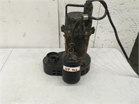 Submersible Pump Used