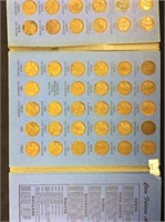 Lincoln Head Cent Collection Starting In 1941, 59