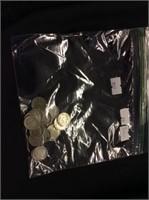 20 Silver Dimes