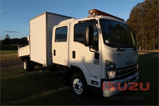 2013 Isuzu FRR 600 Crew Used Isuzu Trucks - Trucks for Sale