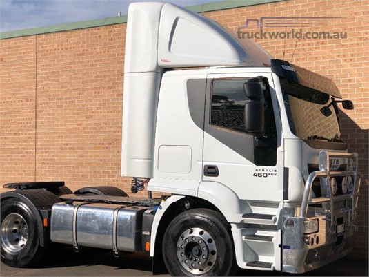 2019 Iveco Stralis 460 Hills Truck Sales  - Trucks for Sale