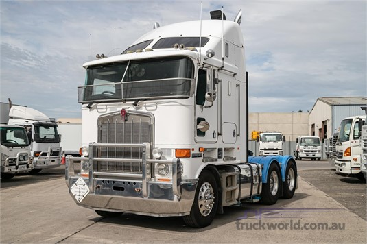 2008 Kenworth K108 Westar - Trucks for Sale