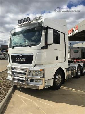 2020 MAN TGX26.540 Westar - Trucks for Sale