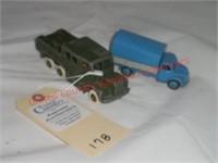 Dinky -2 Trucks
