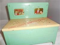 Vintage Little Orphan Annie Stove