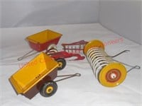Farm Implements -5- Came with Marx Tractor