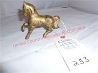 Cast Iron Horse Bank