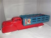 Marx Coca-Cola Stake Truck