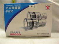 8 pcs cupping system chinese new