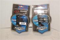 Kicker S Series Fuse ANL300 - 2 Times the Money