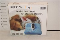 Petrich Multi-functional Pet Electric Blanket