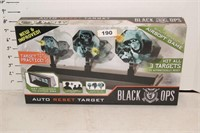 Black Ops Auto Reset Target Inteactive Airsoft