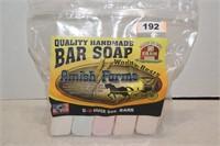 Amish Farms Soap 5 - 5oz bars