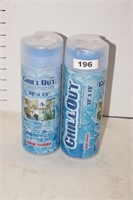 """Chill Out Towels (33""""x13"""")- 2 Times the money"""