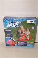 H2O Go Inflateable Jet Ski Pink