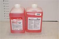 J-512 Sanitizer 2.5 L - 2 times the money
