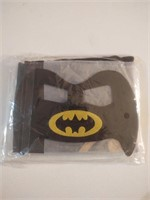CHILDS BATMAN CAPE AND MASK NEW