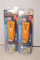Zircon Stud Sensor Pro 25 w/ hangers 2 x's Money