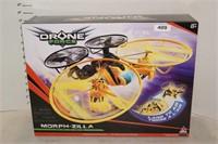 NIB - Drone Force Morph-Zilla Drone