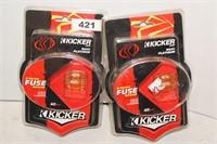 Kicker Maxi Platinum K Series Fuse Max 140 - 40Amp