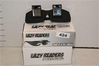 Lazy Readers Glasses - 2 Times the money