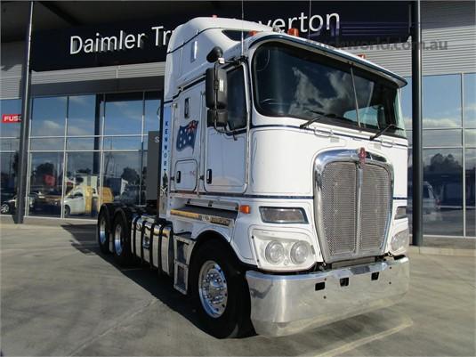 2011 Kenworth K200 - Trucks for Sale