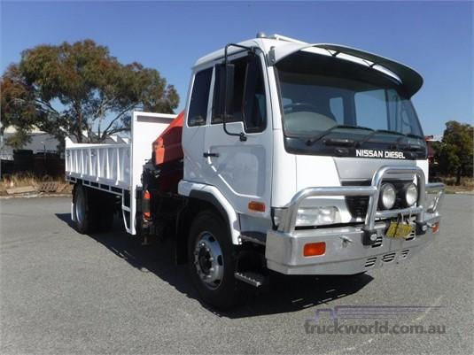 2006 UD PK245 Raytone Trucks - Trucks for Sale