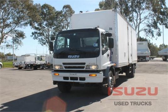 2005 Isuzu FVD 950 Used Isuzu Trucks - Trucks for Sale