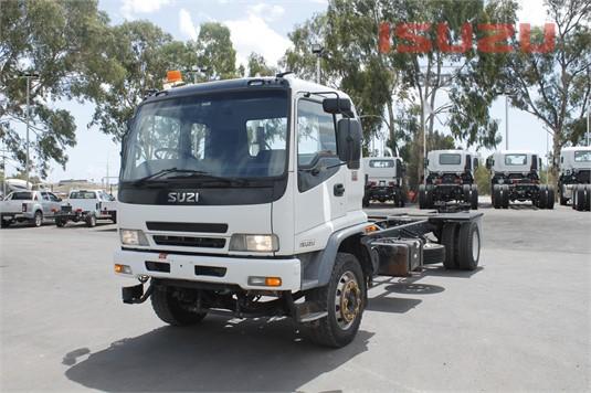 2007 Isuzu FTR 900 Long Used Isuzu Trucks - Trucks for Sale