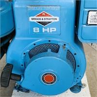 3500 watt AC Generator,8hp B&S, RUNS GREAT!