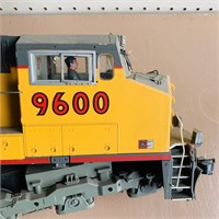 "Union Pacific 9600 Electric Train 30"" Long!"