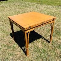 Vintage Haywood Wakefield Table