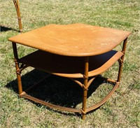 Haywood Wakefield End Table