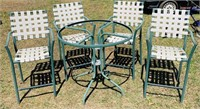 High top Outdoor Lawn Furniture