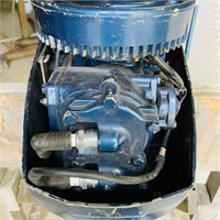 Boat Motor, Has Compression and looks complete,