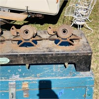 3 Burner Propane Stove, by Meynell, Erie, PA