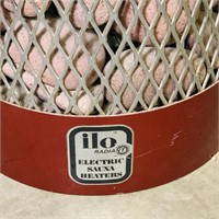 ILO Radiant Electric Sauna Heater, needs wired