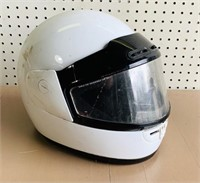 Snowmobile Helmet, Insulated, w/shield