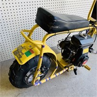 Baja Dirt Bug Minibike, 97cx Motor,