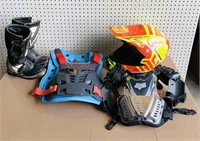 Motorcycle / Dirtbike Racing Gear