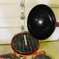 Red Devil Propane Portable Grill, like new