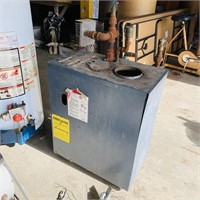 40 Gallon water Heater, Gas Boiler