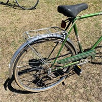 Sears Men's Bike, tires need air but looks nice