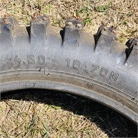 3 Motorcycle Tires, 1 is New, All are nice
