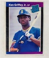 Ken Griffey Jr #33 Baseball Card