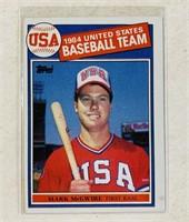 Mark McGwire #401 Baseball Card
